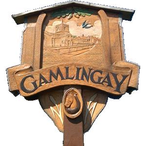 Gamlingay Show Logo